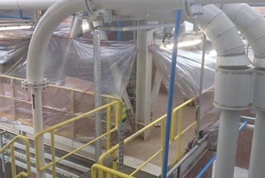 Zakłady azotowe Kędzierzyn Koźle - realizacja (1)